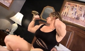 Eroticmusclevideos brandimae dominates and pegs obscene old fellow