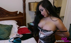 Amy latin babe - bedroom jiggles large meatballs milf miss pinay oriental sweetheart