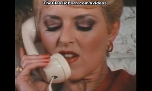 Juliet anderson, john leslie, richard pacheco in classic xxx video