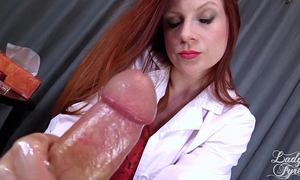 Doctor's viagra boner cure: full movie hj by cheating wife fyre femdom
