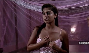 Nayanthara sexy navel and milk shakes compilation