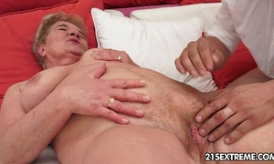 Lady bella - lusty grandmas