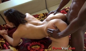 Arab housewife married drilled by large weenies!! french dilettante