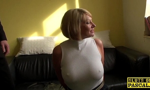 Mature sadomasochism brit paddled and drilled