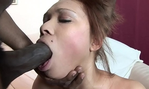Yellowbone gettin' sloppy moist on a bbc