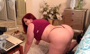 Marcy diamond web livecam twerking large butt pawg massive wazoo